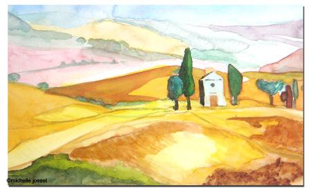 Chapelle Toscane
