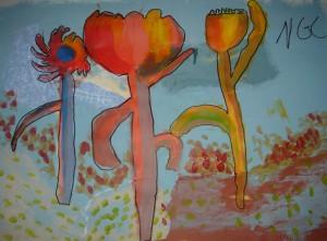 Arts plastiques enfants (après-midi) @ Lormaye | Centre-Val de Loire | France